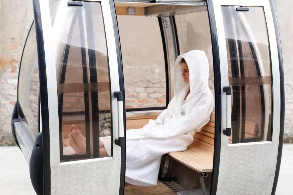 saunagondel